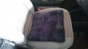 Sitzkissen 40x40 cm antrazit